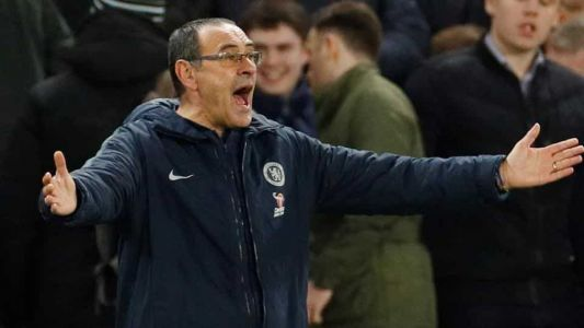 'I'm not worried': Under-fire Chelsea manager Sarri doesn't fear the sack