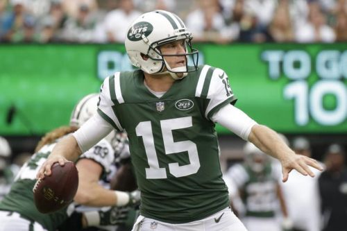 New York Jets to start QB Josh McCown against Buffalo Bills