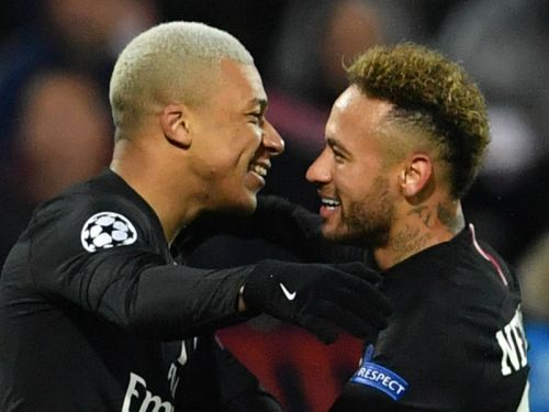 Neymar and Mbappe can surpass Ronaldo and Messi - Dybala