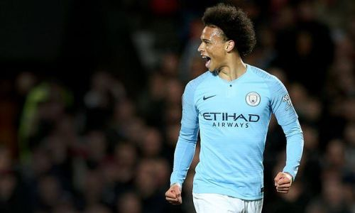 Guardiola admits he shows Sane tough love after City's win vs United