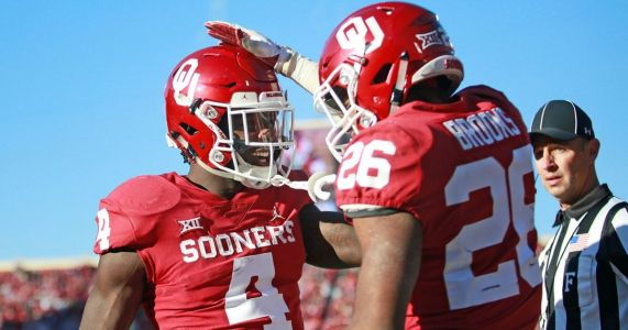 A Red River rematch in the Big 12 championship may be just what Oklahoma needs for a College Football Playoff berth