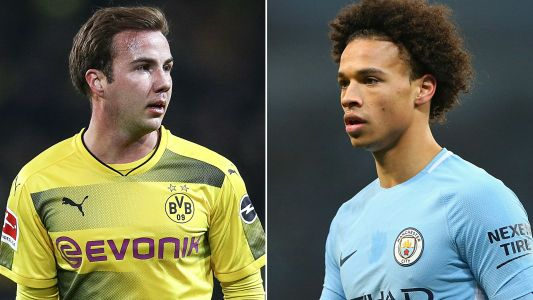 Gotze, Sane ready for domestic seasons after watching Germany's World Cup failure from afar