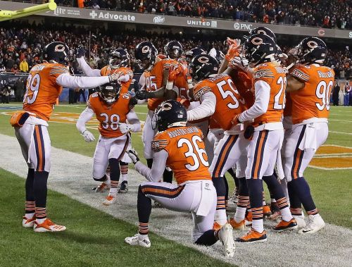 Defense has Chicago Bears hitting all the right notes in NFC North