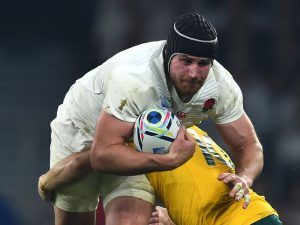 England Autumn Internationals Squad