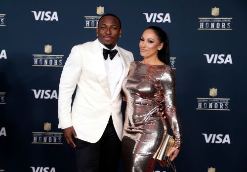 LeSean McCoy's ex-girlfriend speaks out about assault claims: 'Every day I live my life in fear'