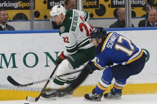 Minnesota Wild's Nino Niederreiter traded to Carolina Hurricanes