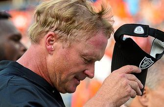 Colin Cowherd: Jon Gruden, once again, 'Stepped in it'