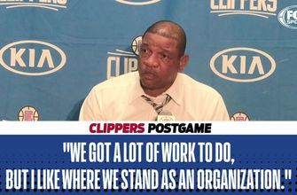 Doc Rivers talks about his contract extension and the Clippers' recent winning ways