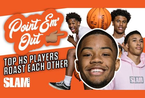 Point 'Em Out | Top High School Players ROAST Each Other 🤣