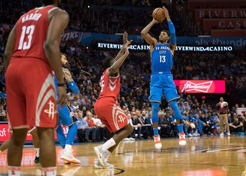 Have the Thunder figured it out? OKC wins seventh straight with rout of Rockets