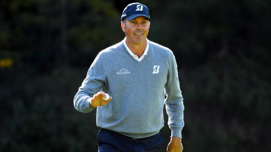 Matt Kuchar leads Genesis Invitational; Tiger Woods lags after opening-round 69