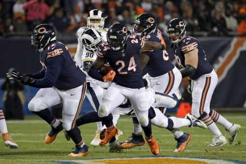 After breakthrough from Howard, Bears seek more ground gains