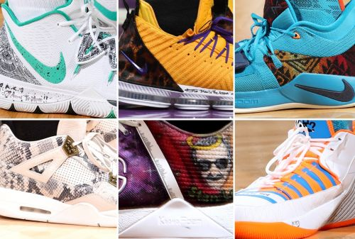 NBA Kicks of the Night