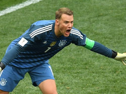 'From this point on, we only have finals' - Neuer demands focus from Germany
