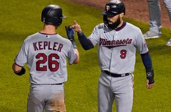 Max Kepler powers Twins past Yu Darvish and Cubs, 4-0