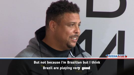 It's time for Brazil to win World Cup - Ronaldo