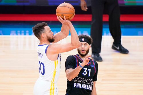 Steph Curry proves at age 33 that NBA players can play at their peak