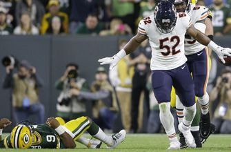 With Mack in the fold, Bears D has new identity: Go after the QB