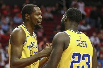 Chris Broussard doesn't think the relationship between KD and Draymond will ever be the same