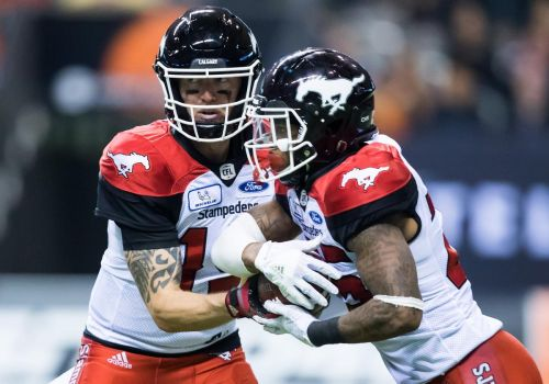 'We'll show you': Stampeders, Mitchell have point to prove in CFL West final