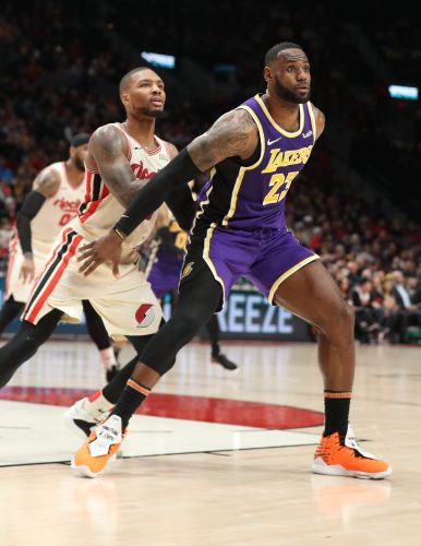 How Lakers view potential playoff matchup with Blazers