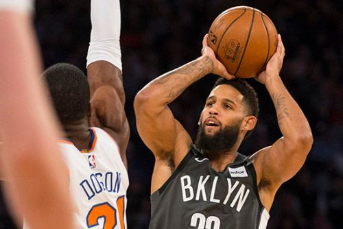 Nets putting hopes in unlikely savior after Caris LeVert injury