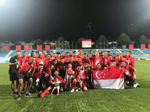 Throwback Thursday: When Home United's 2018 AFC ASEAN Cup win recorded a 3,000 plus strong crowd at the Jalan Besar Stadium
