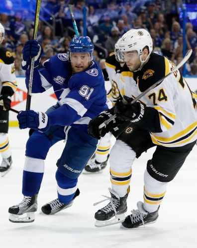 Talented Lightning embrace Stanley Cup expectations