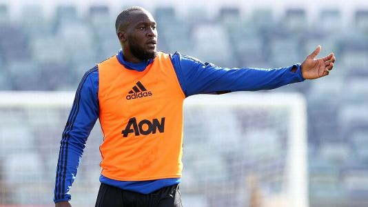 Inter target Lukaku to miss another Utd match