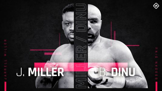 Miller vs. Dinu results, live updates and round-by-round coverage