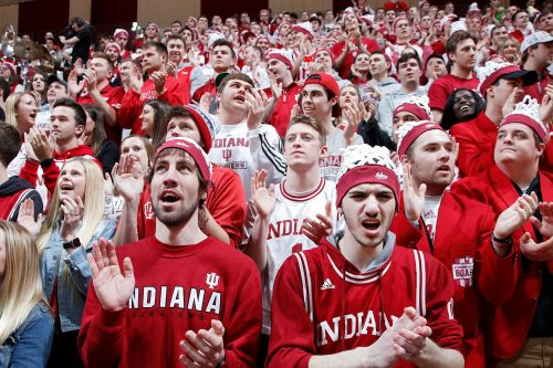 Indiana athletic director to students: 'Knock off the profane chants'
