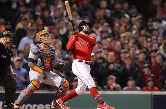 Kyle Schwarber's historic grand slam puts Red Sox up 6-0 on Astros in ALCS Game 3