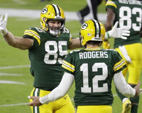 Packers kicker explains why he's hopeful that Aaron Rodgers will actually show up for training camp