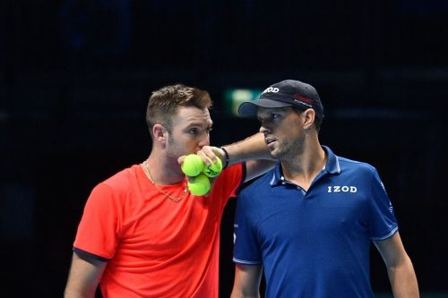 Bryan and Sock win ATP Finals doubles title