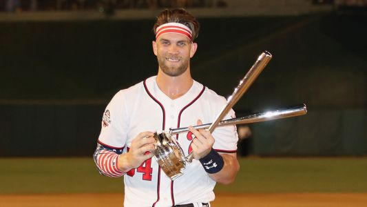 The 2018 Home Run Derby is Bryce Harper's crowning achievement in D.C