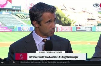 Brad Ausmus and the Angels are ready to get to work: 'We're starting this afternoon'