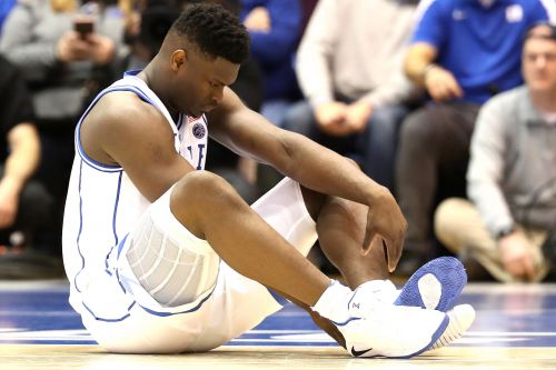 Zion Williamson shouldn't be forced to shut it down