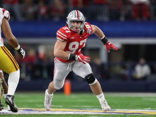 Nick Bosa will not return to Ohio State after injury and instead focus on NFL draft