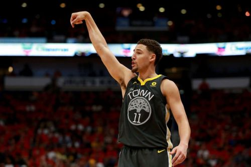 Klay Thompson Happy With Being the 'Third or Fourth' Option