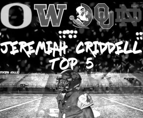 Jeremiah Criddell, nation's No. 6 CB, commits to Oregon Ducks over Florida State, Washington and others
