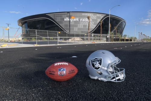 Las Vegas Raiders set to unveil $1.9 billion Allegiant Stadium, known as the 'Death Star,' on 'Monday Night Football'