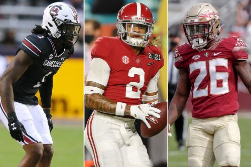 Plenty of pedigree among top 10 cornerbacks in NFL Draft