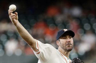 Verlander gets some run support as Astros top Giants