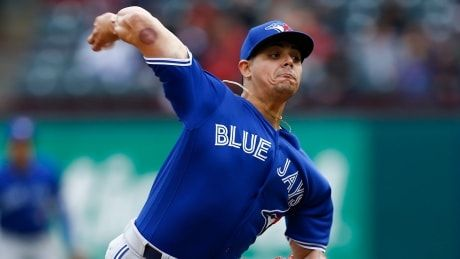 MLB says Osuna can return to Jays with domestic violence charge pending