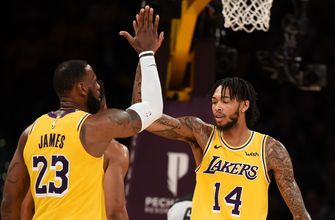 Nick Wright believes Brandon Ingram needs to step up for the Lakers to be successful this season