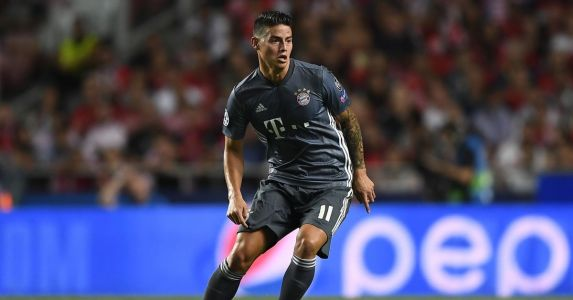Daily Schmankerl: So many James Rodriguez rumors; Juventus eyeing Aaron Ramsey; a Krzysztof Piatek update; and MORE!