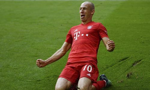 Leicester favourites to sign Robben on a free after he leaves Bayern