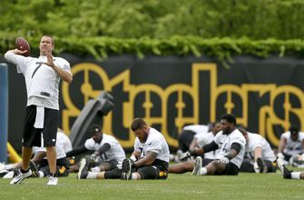 "Roethlisberger will ""try to help"" Rudolph adjust to NFL"