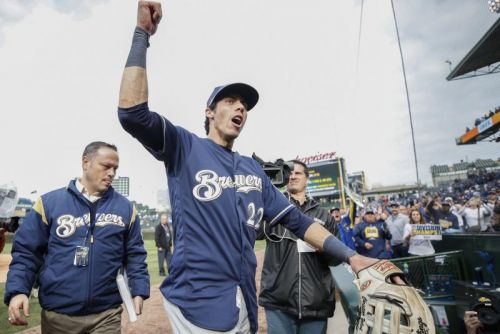 Christian Yelich, Mookie Betts win 2018 MLB MVP Awards