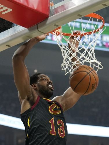 Tristan Thompson to miss 2-4 weeks with sprained left foot